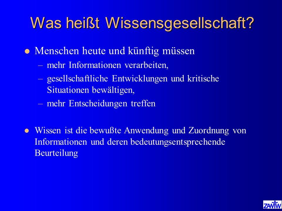 Der Arbeitskreis SeNeT im ZAWIW der Uni Ulm lging aus einer Arbeitsgruppe der Frühjahresakademie 1996 hervor lMitglieder sind z.Zt.