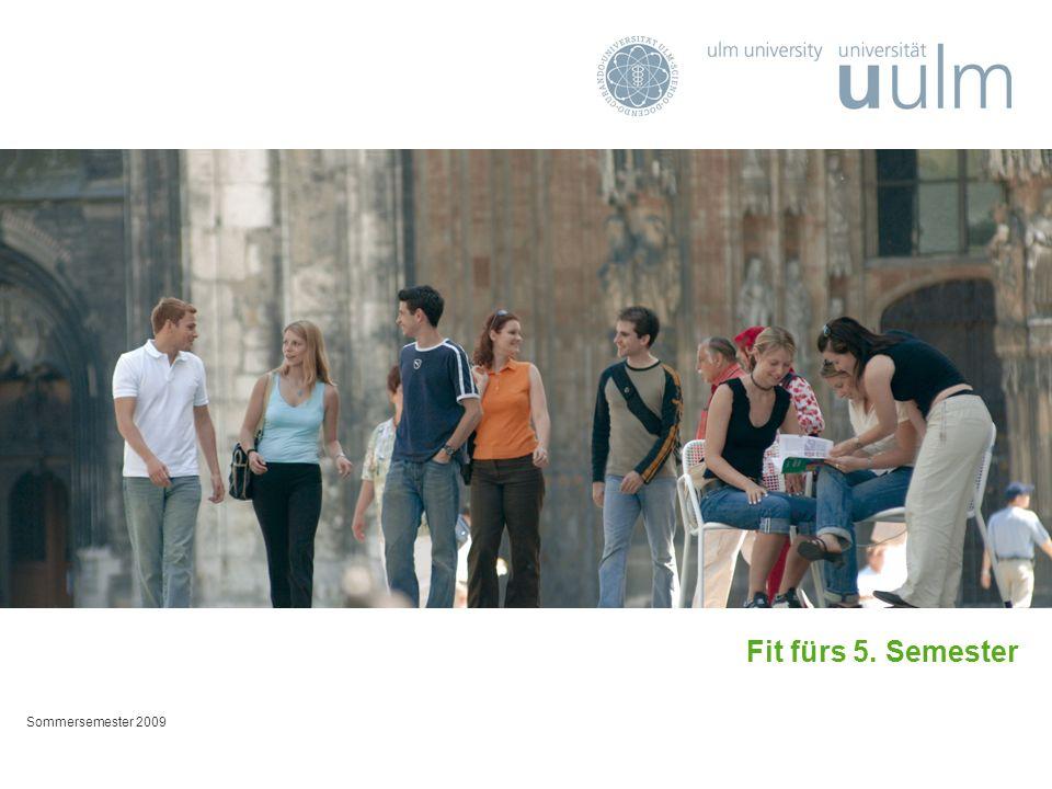 Fit fürs 5. Semester Sommersemester 2009