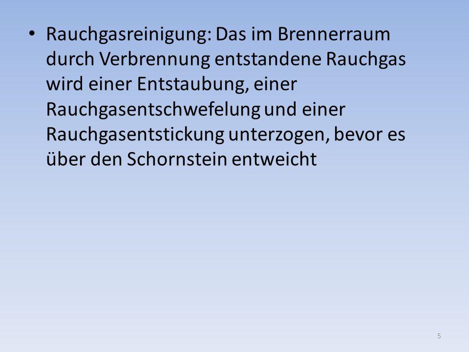 1.1 Das Kohlekraftwerk Brenner mit Kessel Kühlturm Entstickungsanlage Dampfturbine Elektrofilter Entschw- efelung Kondensator Abb.
