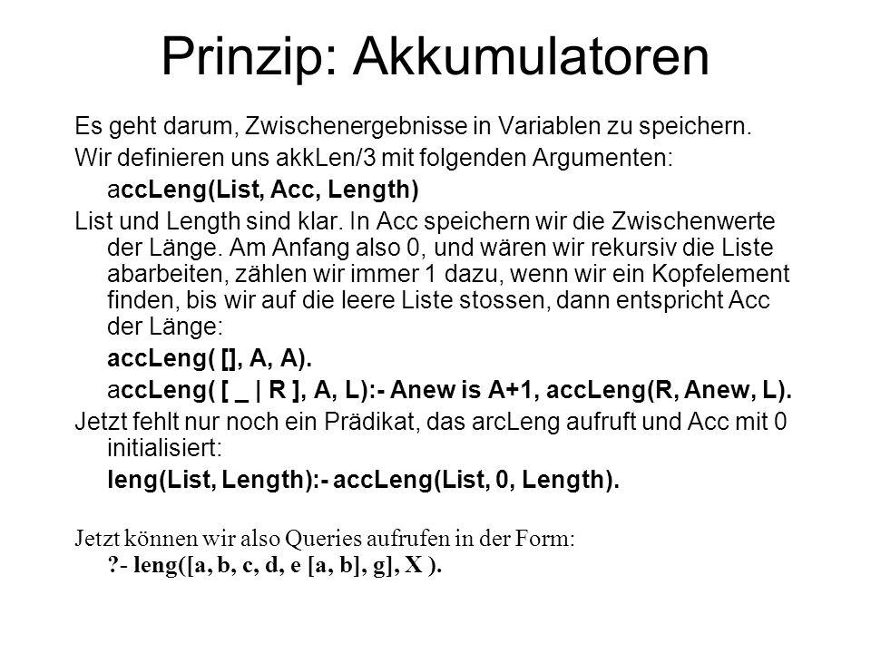 Hinten anhängen hinten_anfuegen(Element, [], [Element]).