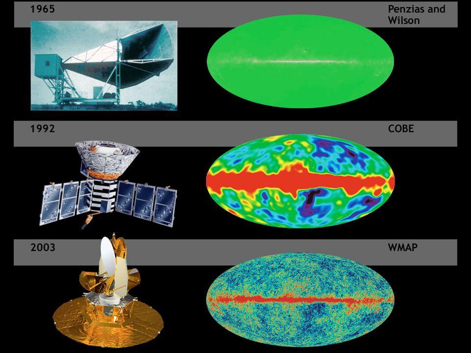 WMAP 2003 Cobe 1994 Der Kosmische Mikrowellenhintergrund: Ein Baby Photo