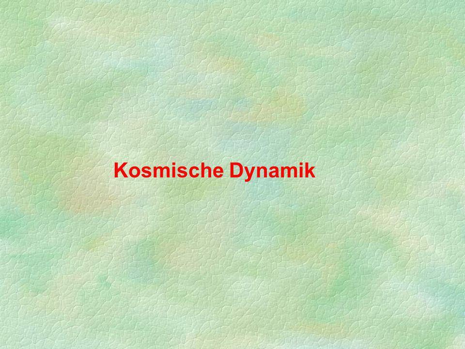 Kosmische Dynamik
