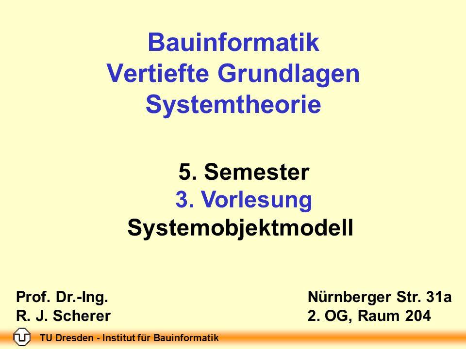 Folie-Nr.: 2 Allgemeiner Prozess einer ingenieurmäßigen Systembetrachtung 1.
