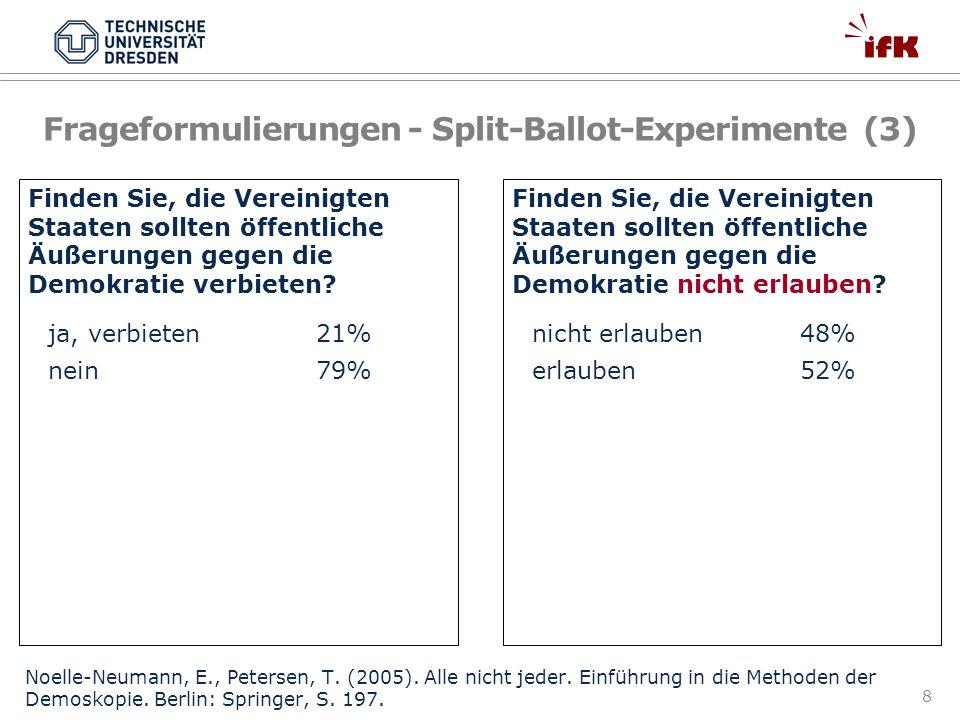 29 Evaluationsverfahren im Überblick Prüfer, P., Rexroth, M.