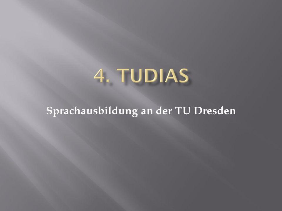 Sprachausbildung an der TU Dresden