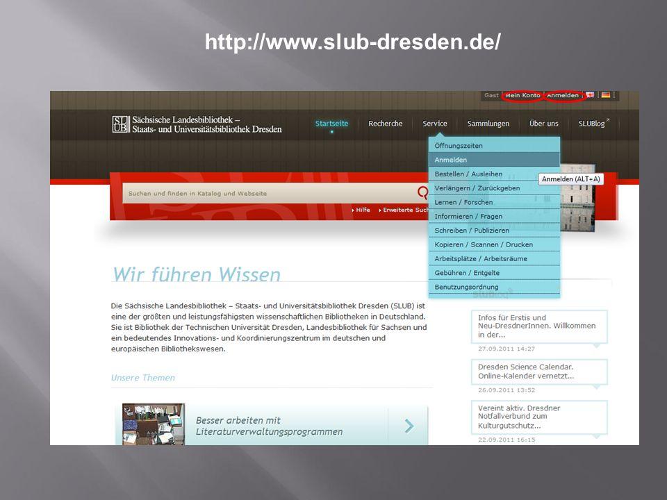 http://www.slub-dresden.de/