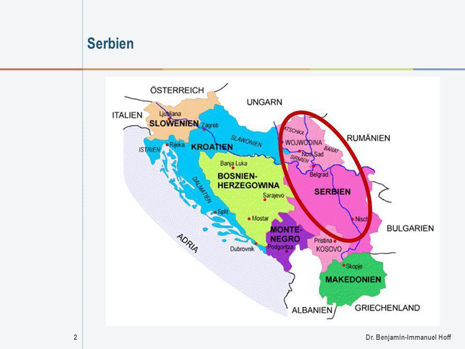 2Dr. Benjamin-Immanuel Hoff Serbien