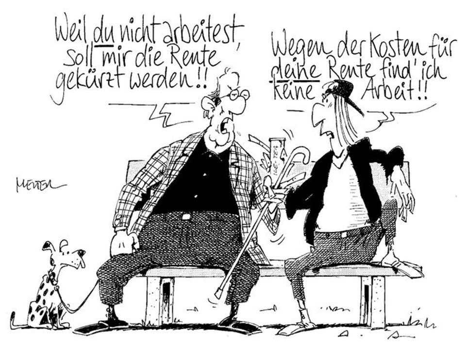 Defizite und Lösungen Problem: Ungleichgewicht zw.
