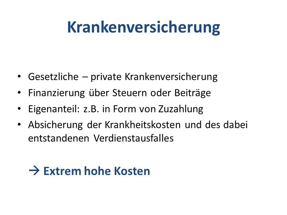 Systeme der sozialen Sicherung Liberaler Ansatz - z.B.: GB, Australien Konservativer Ansatz - z.B.: Deutschland Italien, Frankreich Sozial-demokratischer Ansatz - z.B.: Schweden, Dänemark, Norwegen