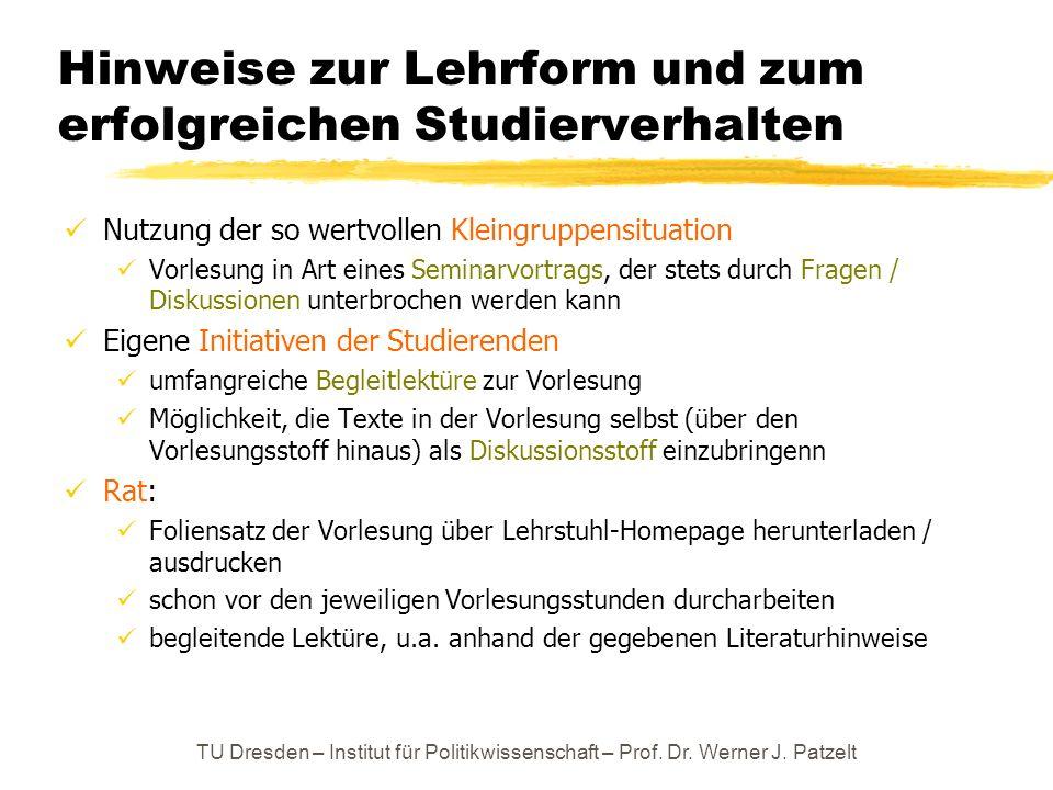 Literaturhinweise (Neo-) Institutionalismus Senge, Konstanze / Hellmann, Kai-Uwe (Hrsg.) 2006: Einführung in den Neo- Institutionalismus.