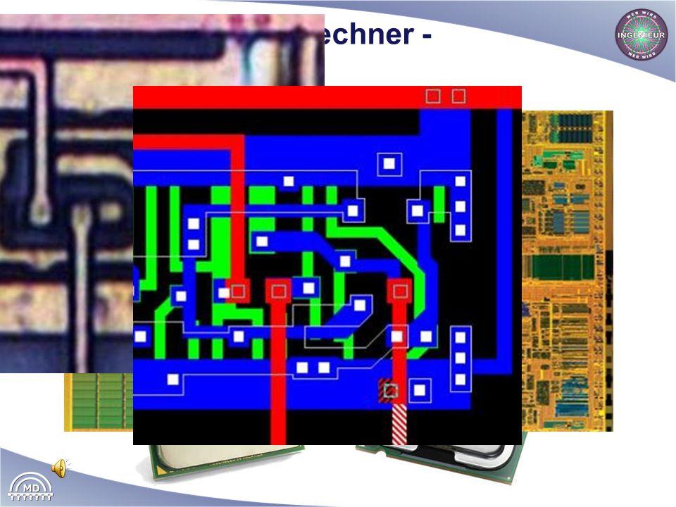 Aufbau moderner Rechner - CPU