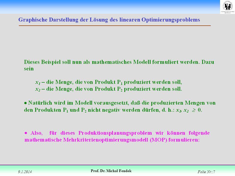 9.1.2014 Prof. Dr.