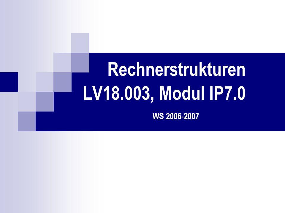 Informatikstudium Aus: Informatik Spektrum 29.2.2006, S.