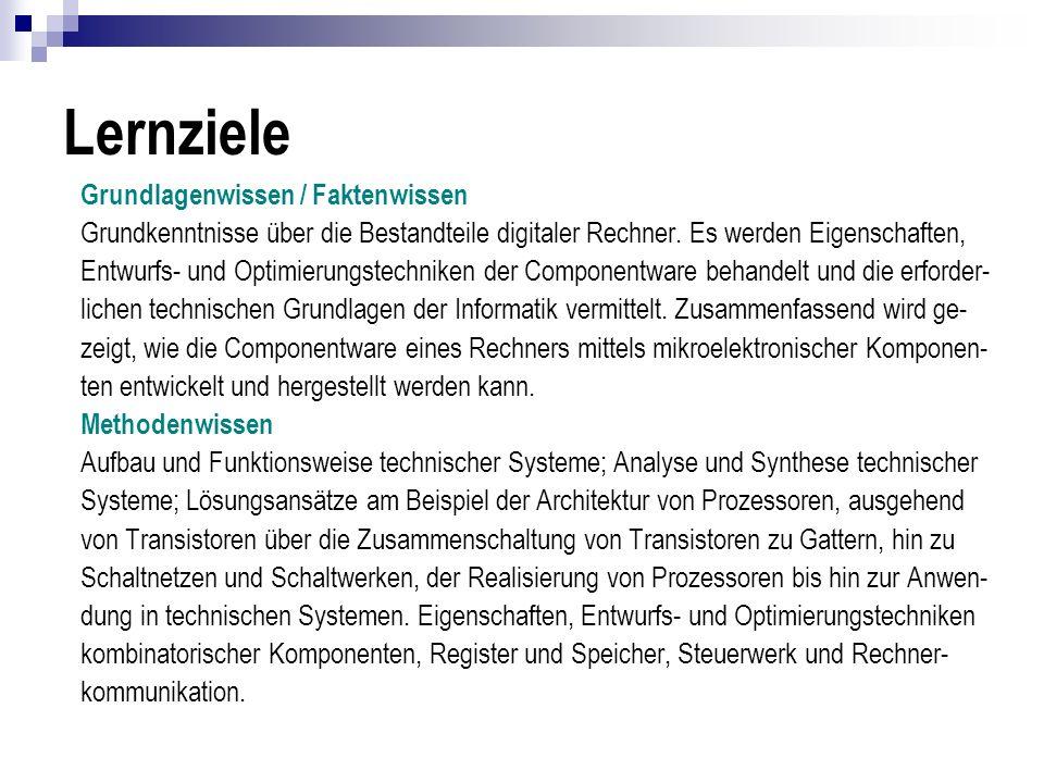 RS Klausur 1.Termin Donnerstag, 22.2.2007 9:00 -12:00 Uhr ErzW 2.