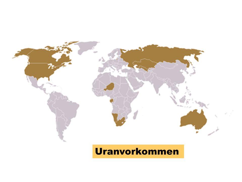 Uranvorkommen