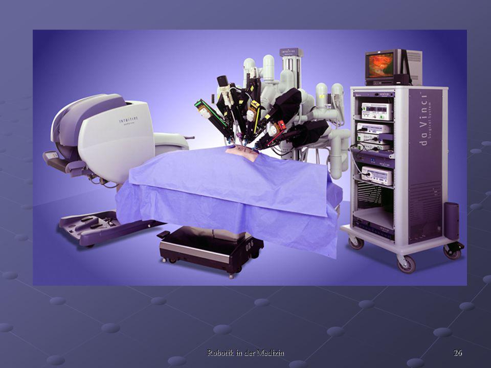 26 Robotik in der Medizin