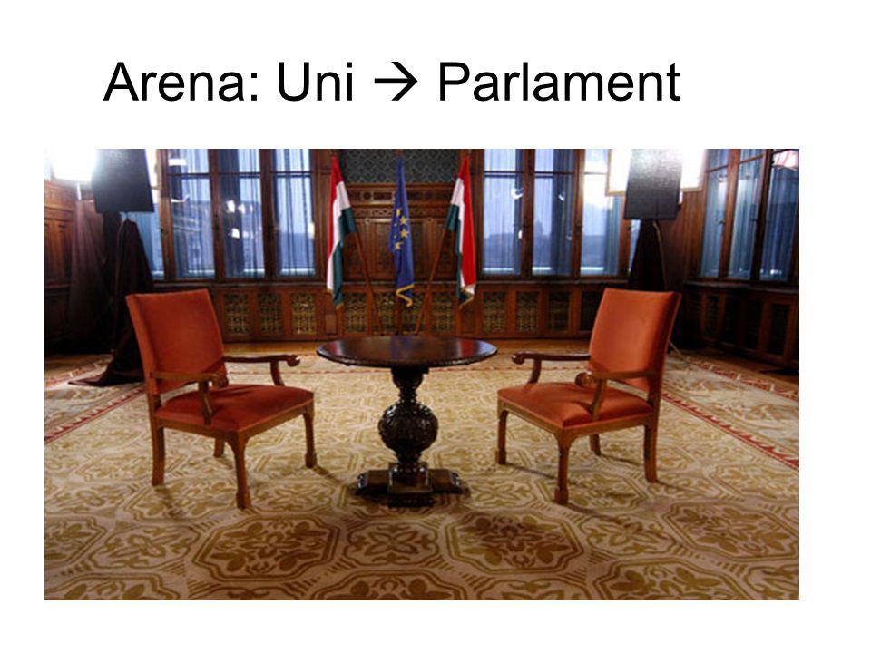Arena: Uni Parlament