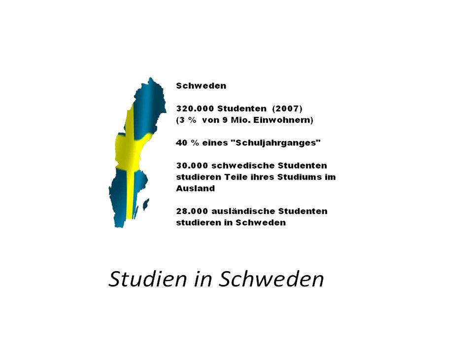 Ganzsemestrige Sprachstudien im Zielsprachenland Die Mälardalen Hochschule führt in Zusammen- arbeit mit der Kieler Volkshochschule einen universitären Grundkurs (30 ECTS-credits) im Fach Deutsch-DaF durch.
