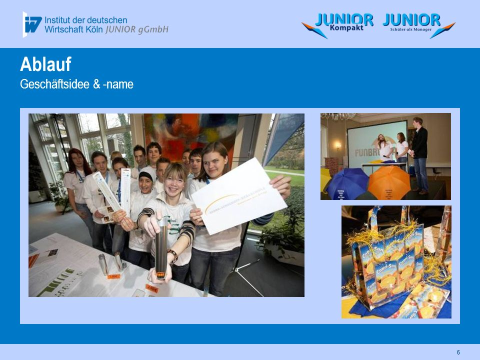 17 Vertiefende Informationen zu JUNIOR Kompakt
