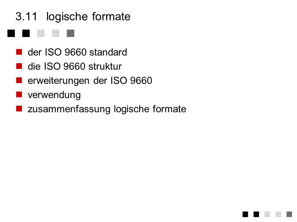 3.10.7zusammenfassung DVD DVD deckt die Funktionalitäten aller CD- Standards ab Unterschiedlicher Versionen unterscheiden sich im Durchmesser sowie de