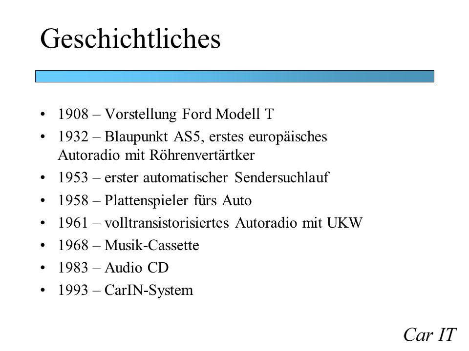 Geschichtliches 1908 – Erste Idee des ABS 1964 – Erst mit Halbleitertechnik wird ABS realisierbar 1970 – ABS hatte noch über 1000 Bauteile 1978 – ABS wird serienreif, nur noch 140 Bauteile 1986 – ABS wird erweitert mit ASR 1995 – ESP wird vorgestellt 2003 – 100 Mio.