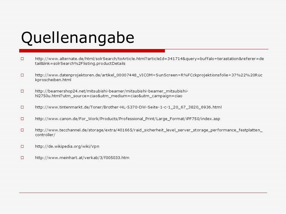 Quellenangabe http://www.alternate.de/html/solrSearch/toArticle.html?articleId=341714&query=buffalo+terastation&referer=de tail&link=solrSearch%2Flist