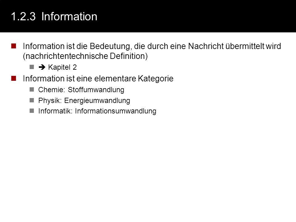 1.4.5Pioniere der Informatik - Praktiker Charles Babbage (1791-1871) Difference Engine (1812).