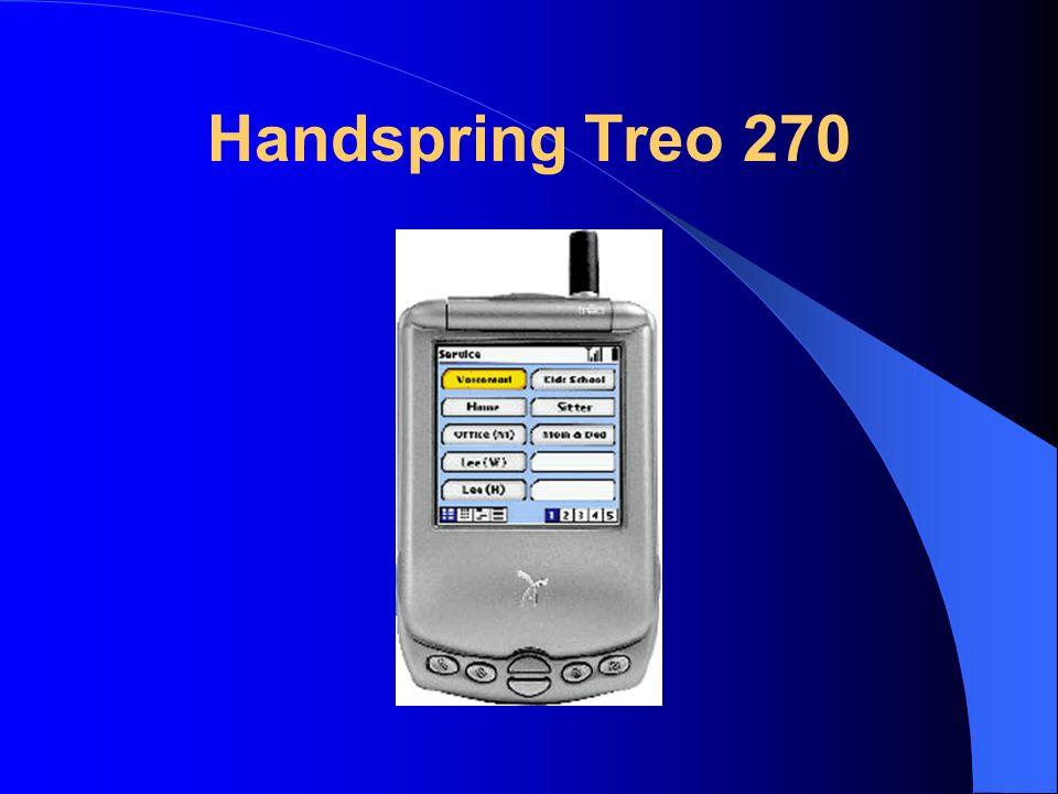 Handspring Treo 270