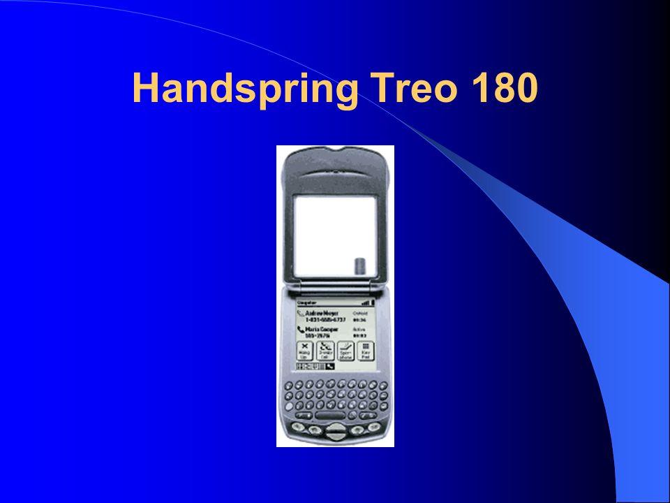Handspring Treo 180