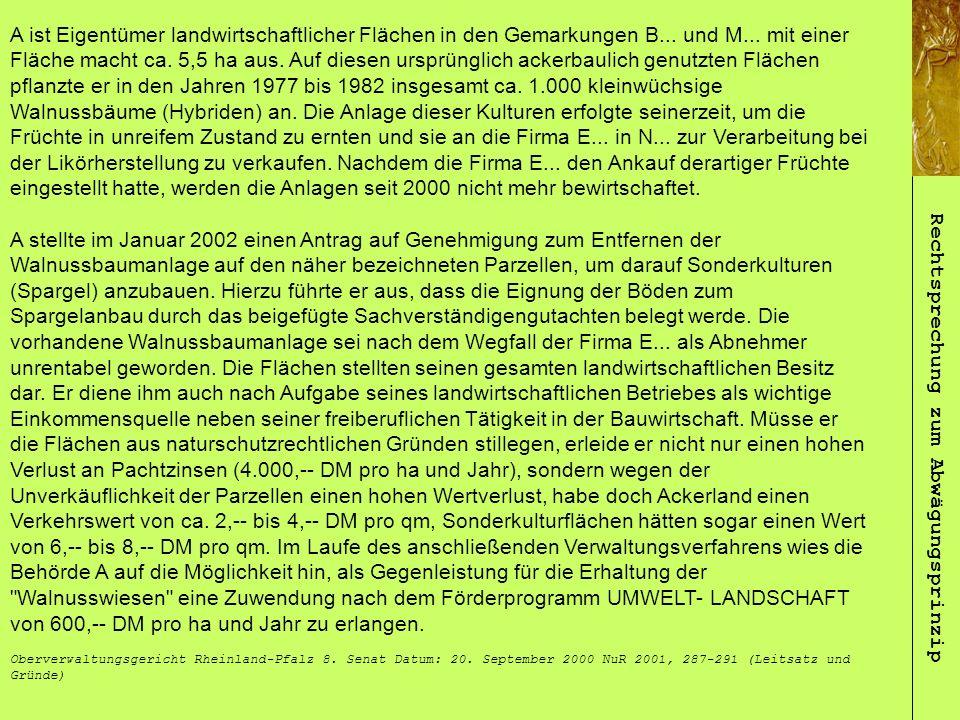 Brandenburgisches Naturschutzgesetz – BbgNatSchG v.