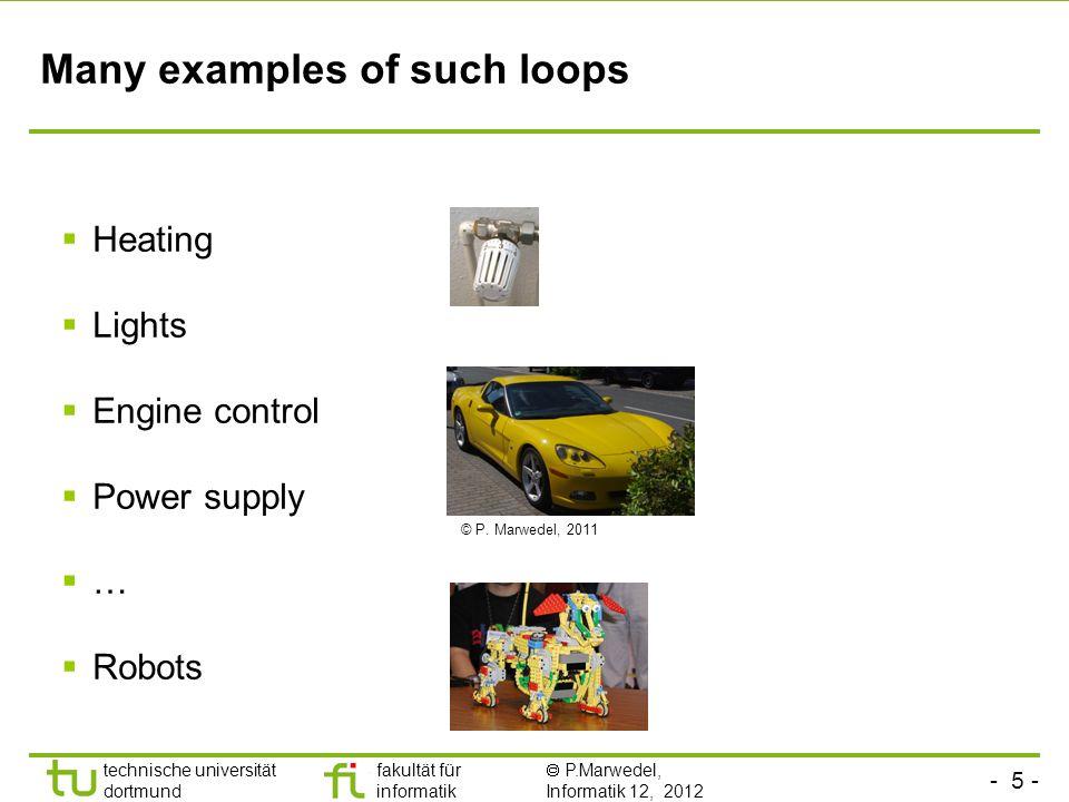 technische universität dortmund fakultät für informatik informatik 12 Discretization Peter Marwedel Informatik 12 TU Dortmund Germany These slides use Microsoft clip arts.
