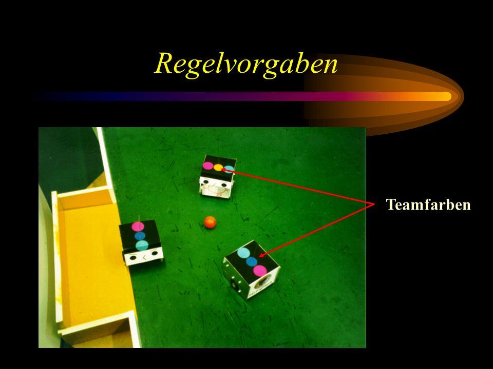 Regelvorgaben Teamfarben