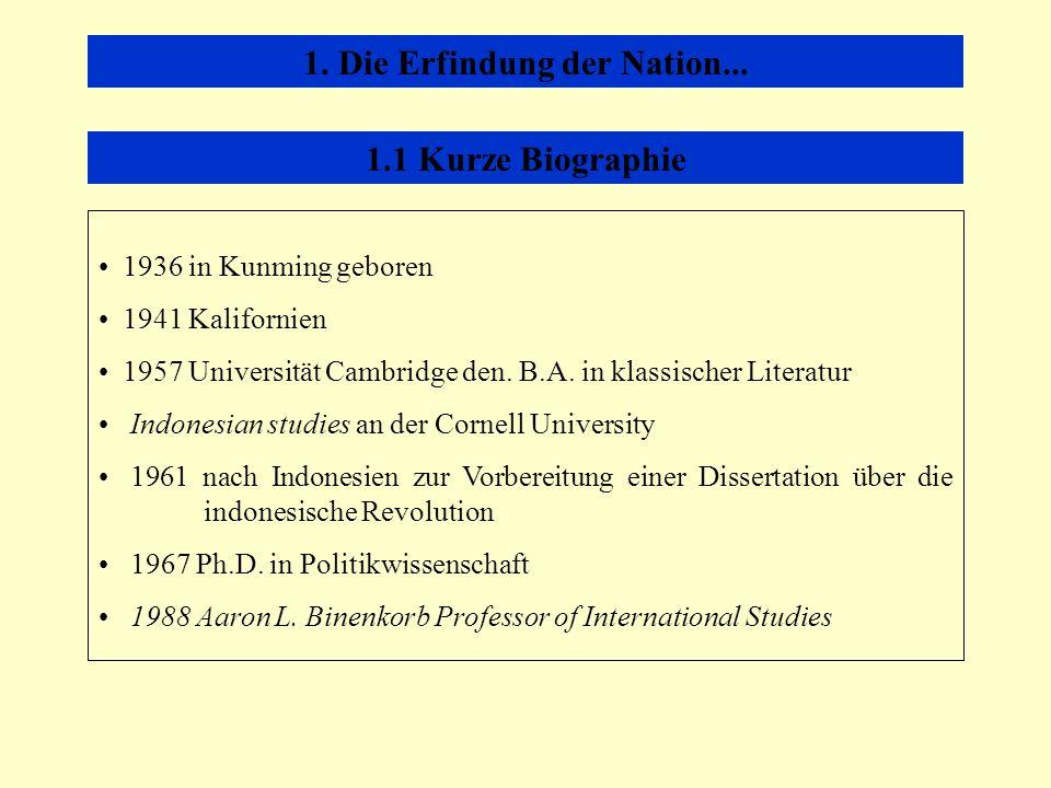 1936 in Kunming geboren 1941 Kalifornien 1957 Universität Cambridge den.