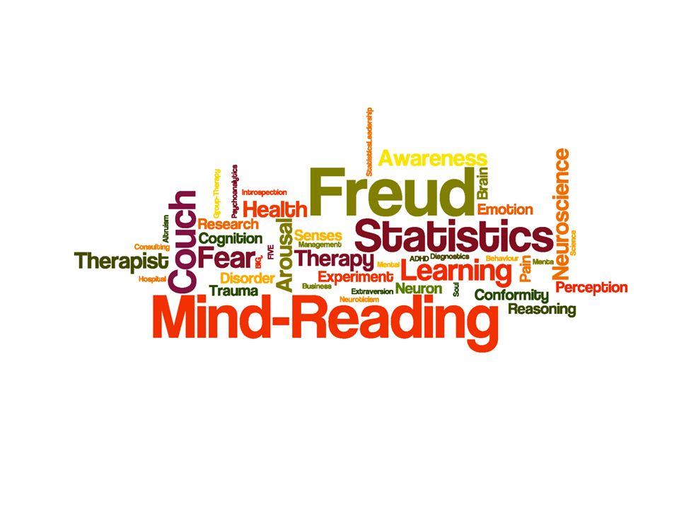 3 Uni im Gespräch, Vorstellung des Bachelorstudiengangs Psychologie, 11.1.2012 Womit beschäftigt sich die Psychologie.