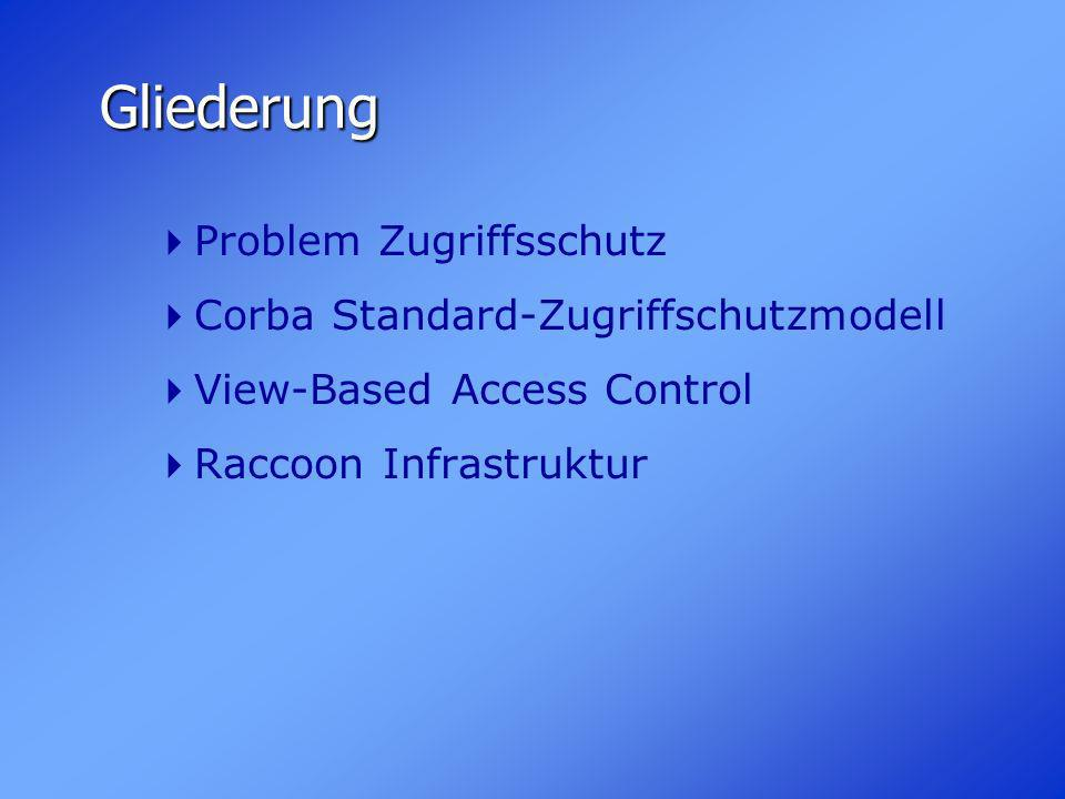 The worst problem with access control policy, especially in object systems, is that there s so much of it.