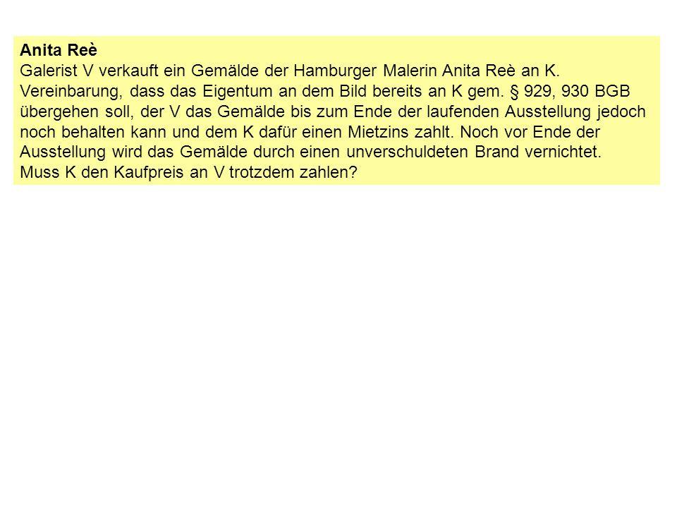 Camcorder - BGH 16.07.2003 - V III ZR 302/02 = NJW 2003, 3341= JuS 2004, 77 Am 6.