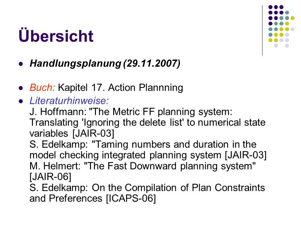 Übersicht Sequenzalignierung (6.12.2007) Buch: Kapitel 22.