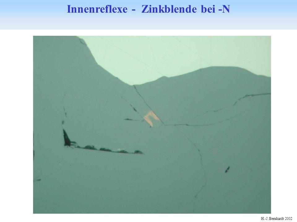 H.-J. Bernhardt 2002 Innenreflexe - Zinkblende bei -N