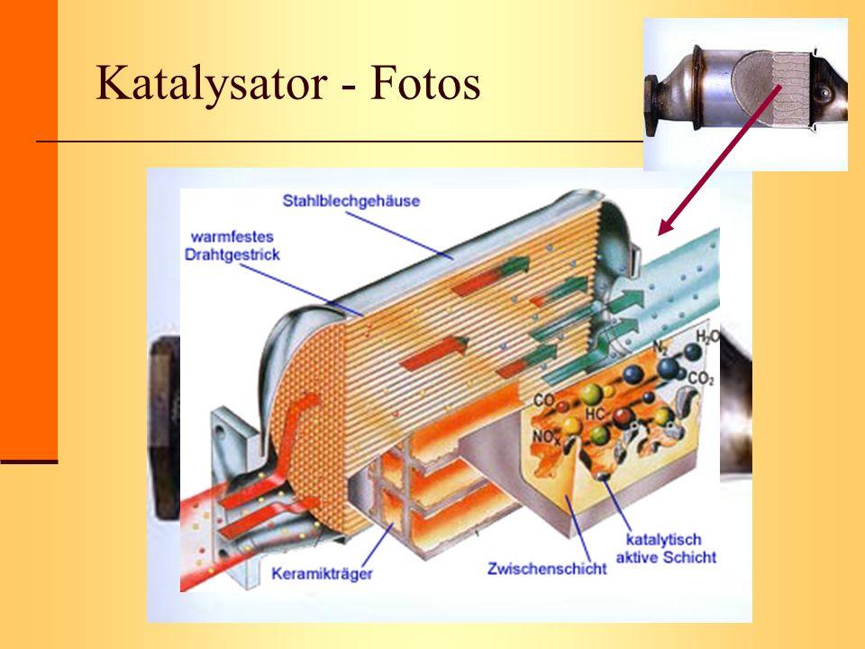 Katalysator - Fotos
