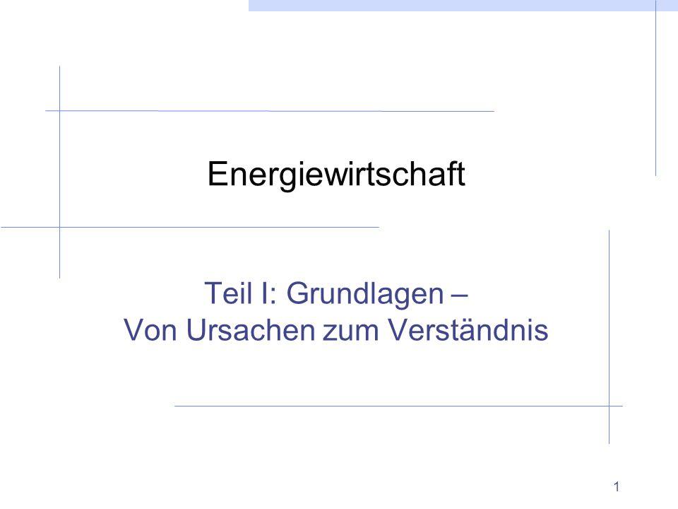 2 Agenda Teil I:Grundlagen – Von Ursachen zum Verständnis 1.