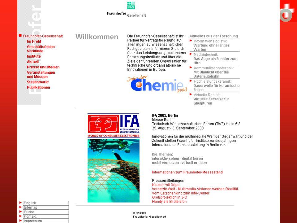 www.fraunhofer.de Fraunhofer Gesellschaft