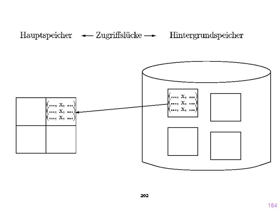 163 Objektballung / Clustering logisch verwandter Daten