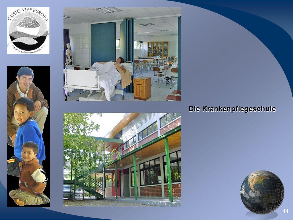 11 Die Krankenpflegeschule
