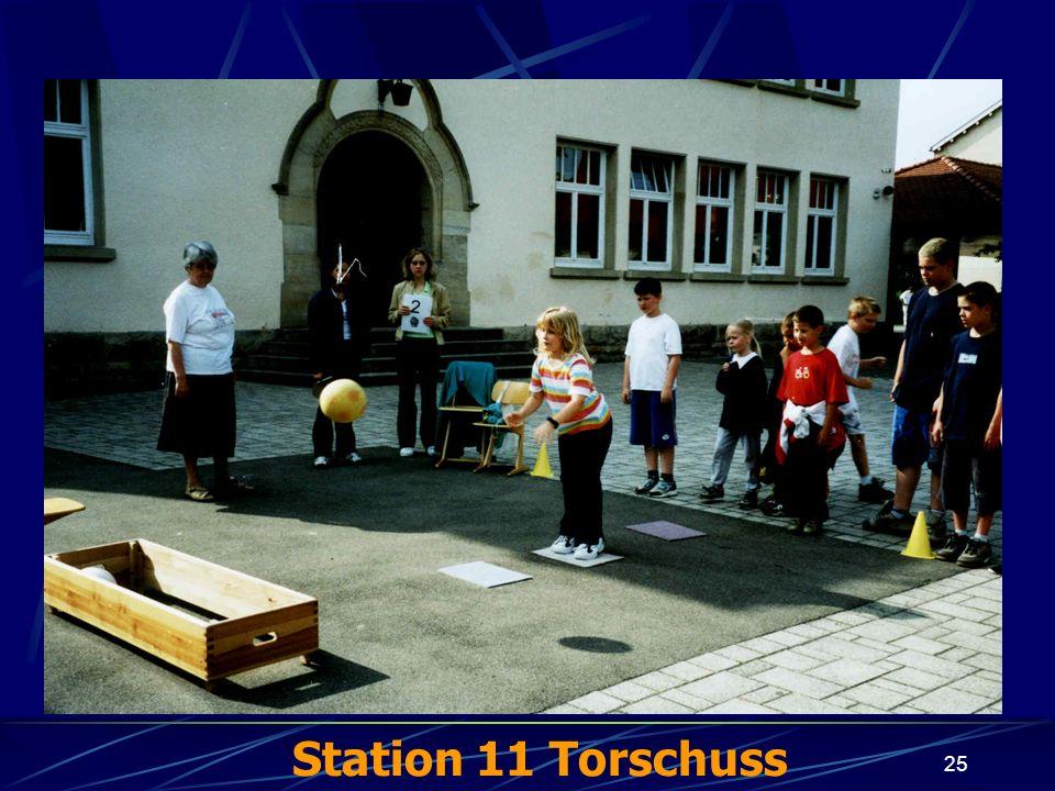 24 Station 10 Wurfbude