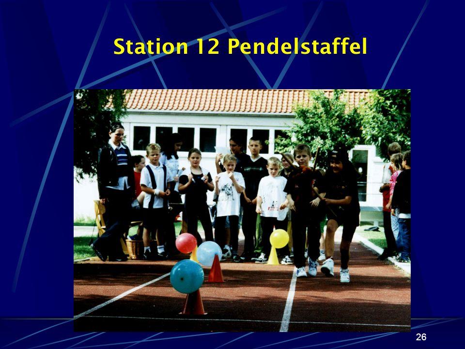 25 Station 11 Torschuss