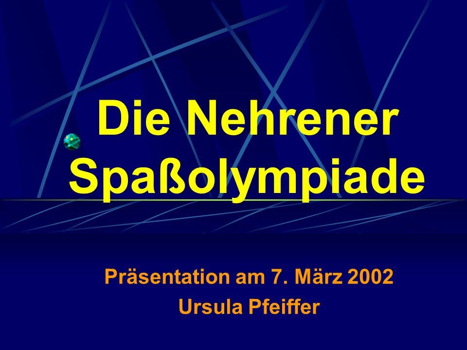 36 NOK-Präsident Willi Schmidt