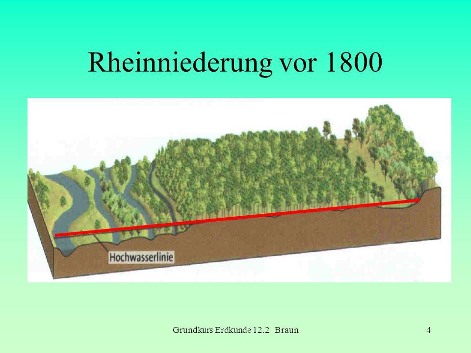 Grundkurs Erdkunde 12.2 Braun4 Rheinniederung vor 1800
