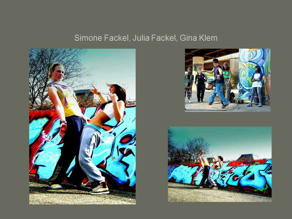 Simone Fackel, Julia Fackel, Gina Klem