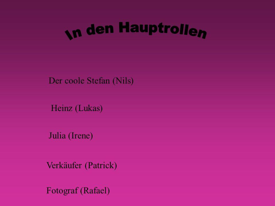 Julia sucht sich einen neuen Freund und zieht nach Berlin