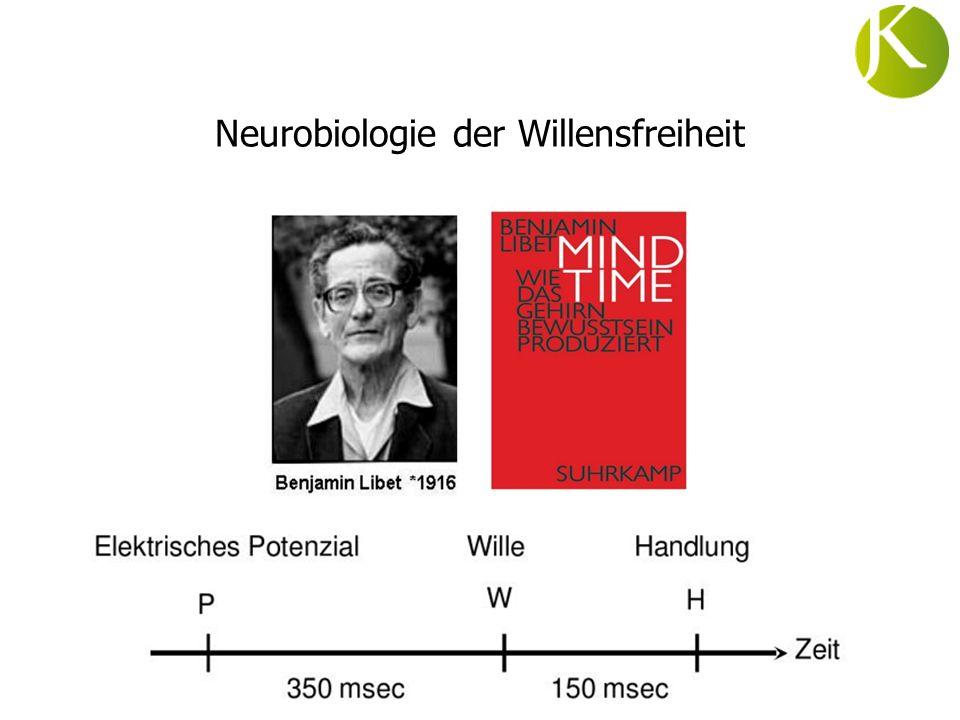 Neurobiologie der Willensfreiheit